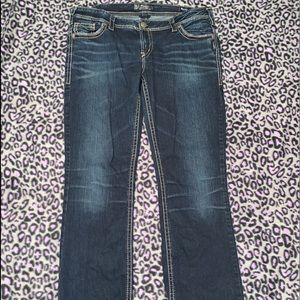 Silver Jeans Company Aiko Jeans